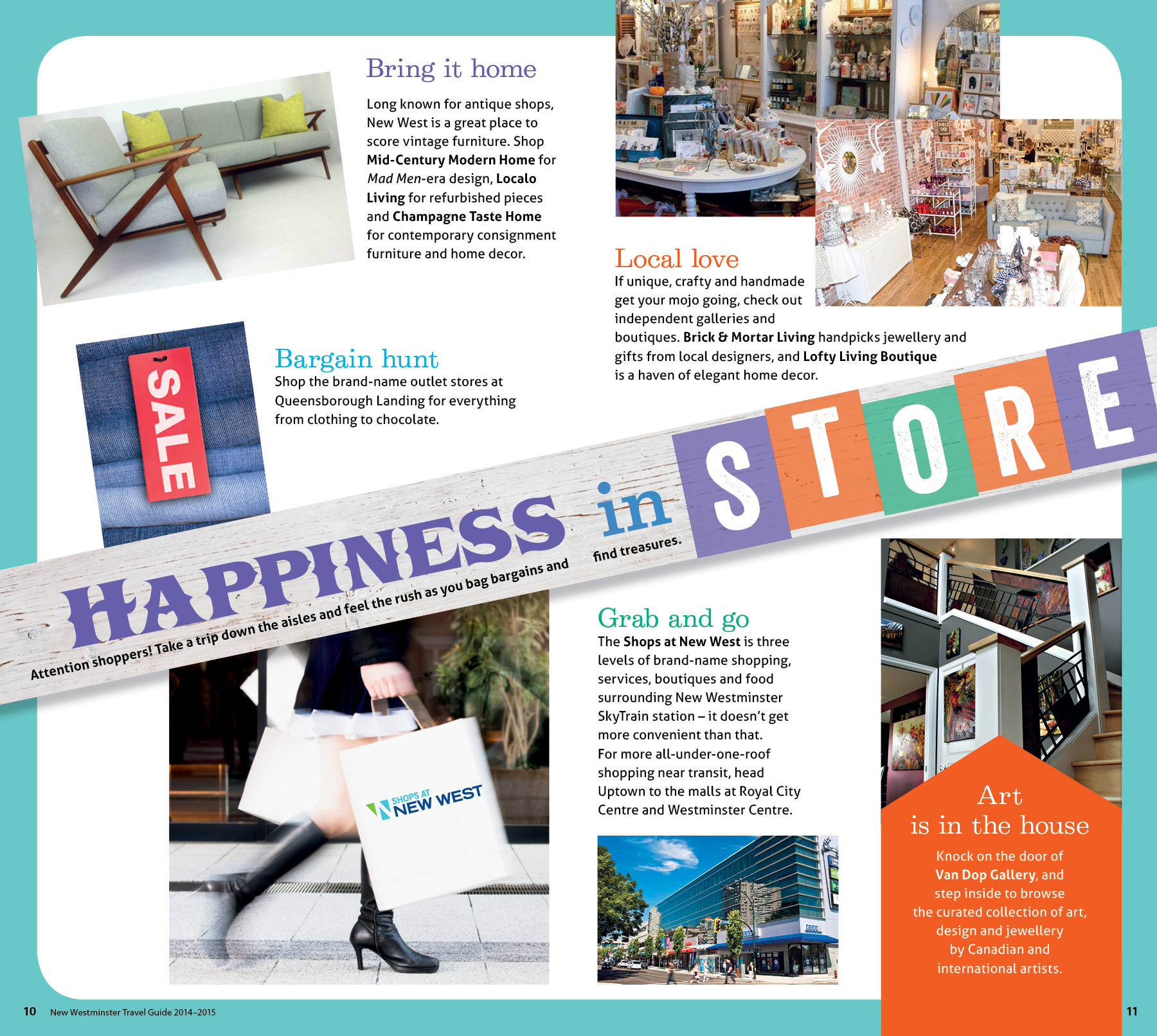 New Westminster Official Travel Guide | Electra Design Group